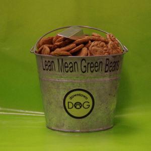Lean Mean Green Beans