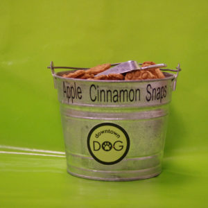 Apple Cinnamon Snaps