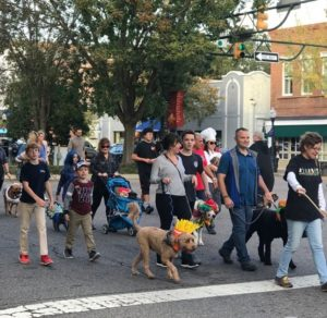 Annual Halloween Costume Contest and Dog Parade