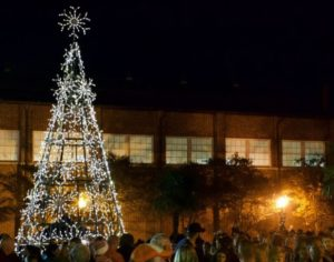 Aiken Downtown Tree Lighting