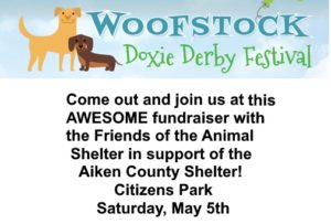 Woofstock with the Friends of the Animal Shelter